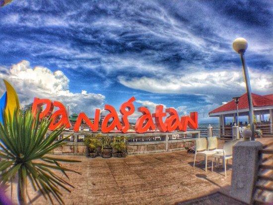 Mindanao, Filipina: Panagatan Seafoods Restaurant