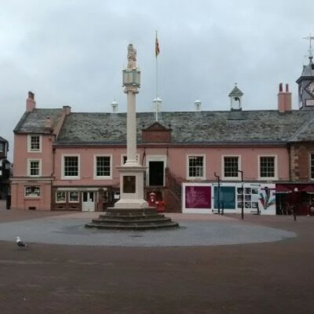 Tullie House Museum & Art Gallery: The Guildhall, Carlisle