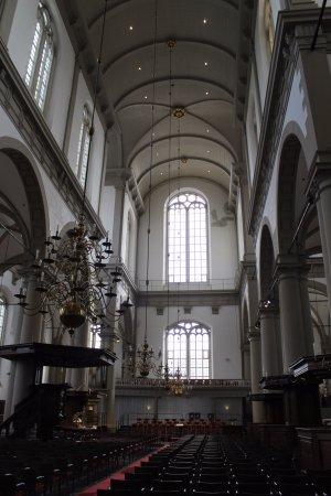 Westerkerk: Nave central