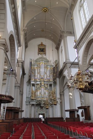 Photo of Church West Church (Westerkerk) at Prinsengracht 279-281, Amsterdam 1016, Netherlands