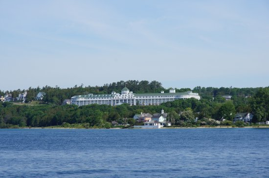 Grand Hotel: The Grand from the ferry.