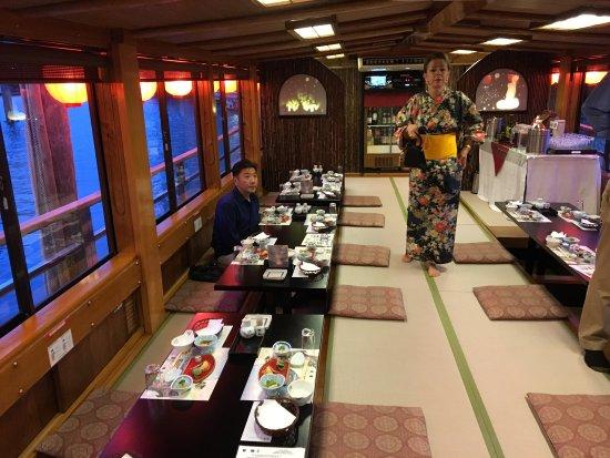Tokyo Bay Yakatabune Boat: photo3.jpg