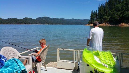 Shasta Lake 사진