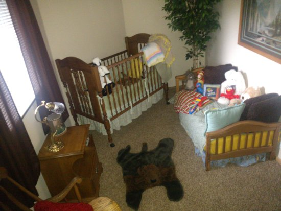 The Bailey's Bed 'n Bale: Childs room