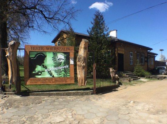 Suprasl, Polonia: Siedziba Teatru Wierszalin