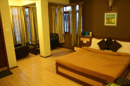The Junction Hotel: Super Deluxe Room
