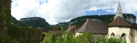 Baume abbey