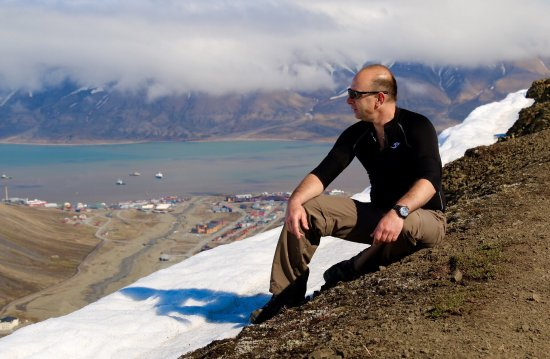 Longyearbyen, Νορβηγία: 20/06/2016 Wonderful day hike!