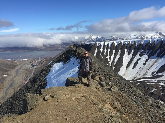 Longyearbyen, Norwegia: 20/06/2016 Wonderful day hike!