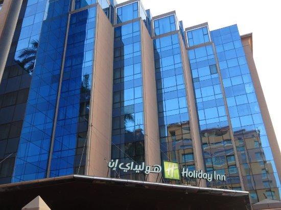 Holiday Inn - Citystars: Fachada