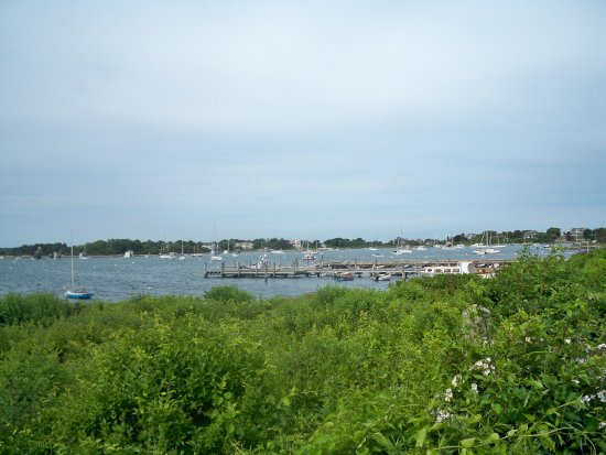 Woods Hole Oceanographic Institution: The Harbour Area