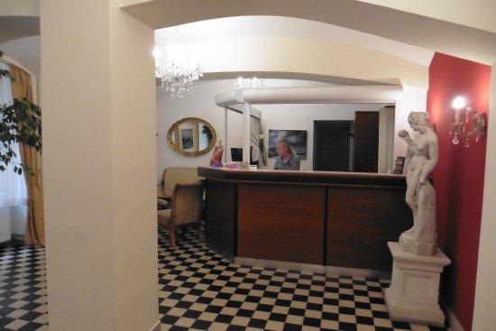 Hotel Graf Stadion: reception