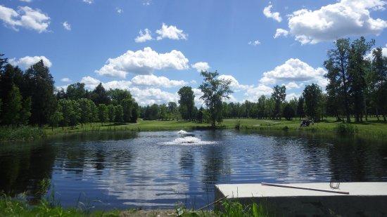 Coaticook, Canada: Plan d'eau
