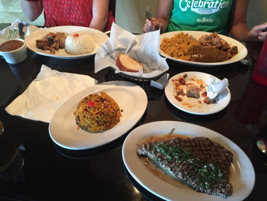 Wow Pasteles In August Review Of Achiote Orlando Fl Tripadvisor
