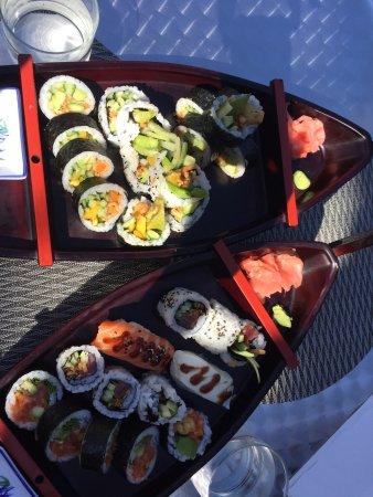 Nihon Sushi: Absolument délicieux
