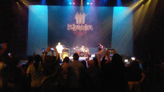 Chandler Center for the Arts: los lonely boys