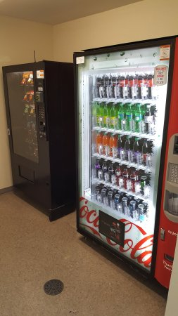 Sleep Inn & Suites Evergreen: Vending