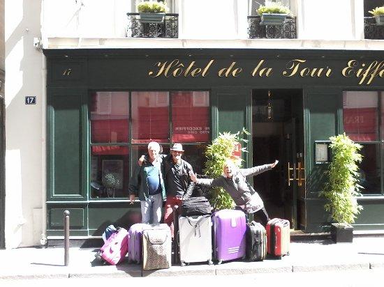 Hotel de la Tour Eiffel Photo