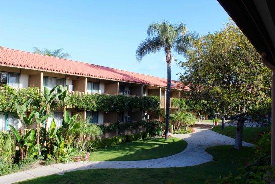 BEST WESTERN PLUS Pepper Tree Inn: Interior Courtyard