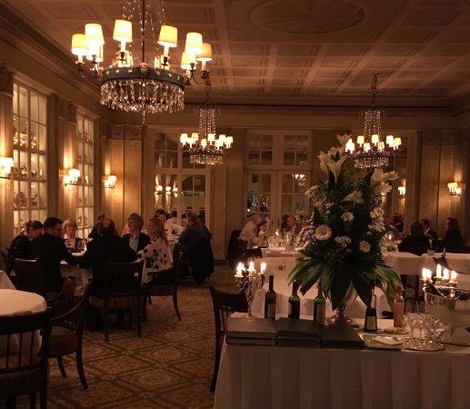 Restaurant Sèvres im Grandhotel Hessischer Hof: Main dining room