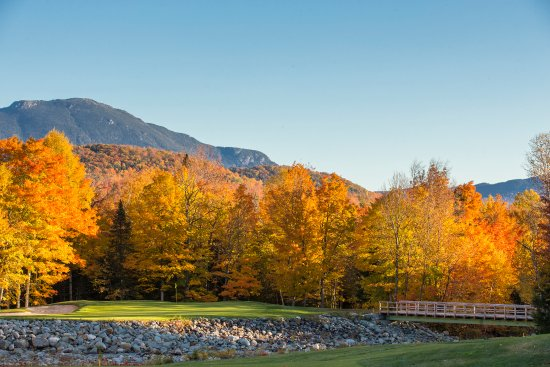 Carrabassett Valley, ME: Sugarloaf Golf Club