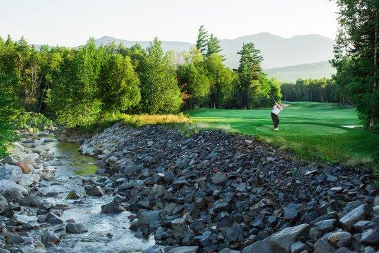 Carrabassett Valley, ME: Sugarloaf Golf Club
