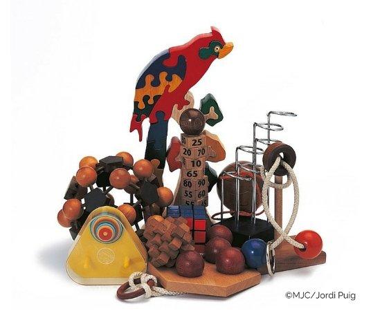 Museu Del Joguet De Catalunya : Trencaclosques
