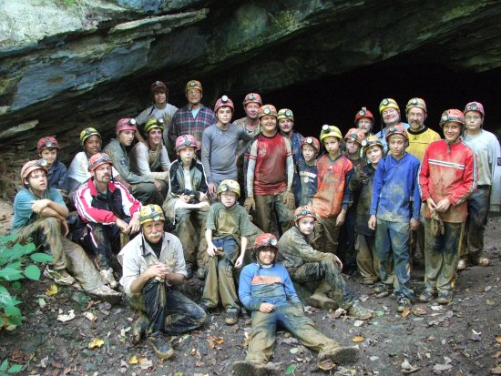 High Mountain Expeditions: Explore Worley's Cave