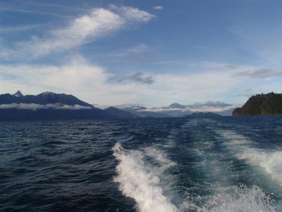 Petrohue, Şili: Lago Todos los Santos