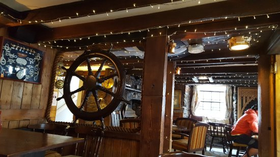 Bilde fra The Galleon Inn