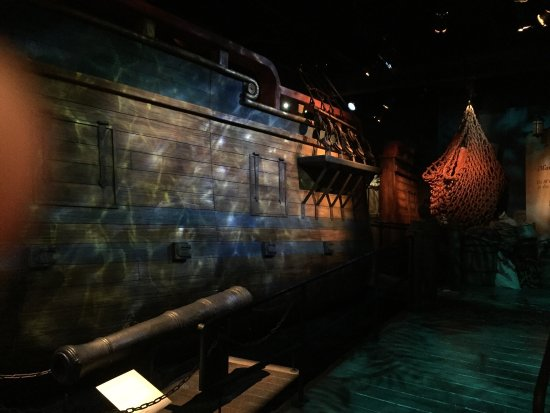 ‪Whydah Pirate Museum‬