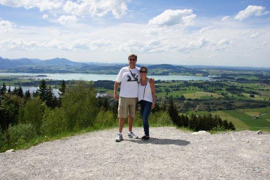 Buching Germany  city photos gallery : Buching, Germany: Viustas para os lagos