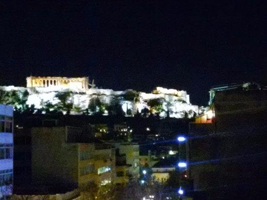 Cecil Hotel: Vista do terraço