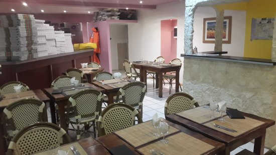 Gonfreville-l'Orcher, Francia: salle restauration