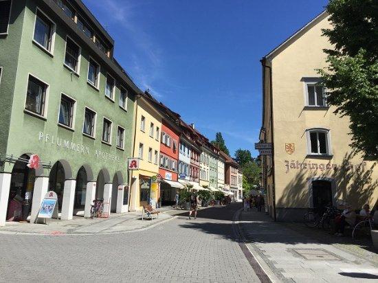 Fahre Konstanz Meersburg