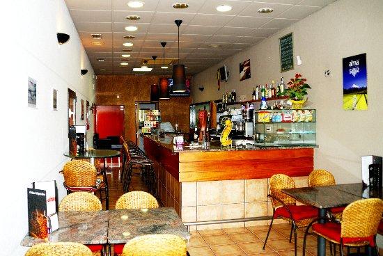 Cafeteria El Racó d'Epi i Blas