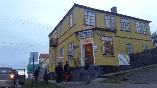 Hosteria Yendegaia House: Fachada