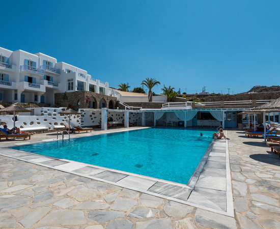 Manoulas Mykonos Beach Resort Updated 2018 Hotel Reviews Price Comparison Agios Ioannis Diakoftis Greece Tripadvisor