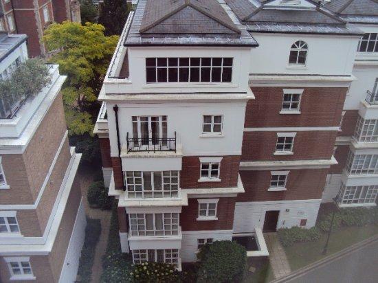 Kensington Close Hotel: Quiet area