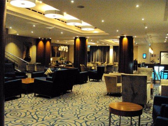Kensington Close Hotel: Seating
