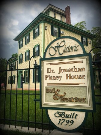 Photo of Dr. Jonathan Pitney House Absecon