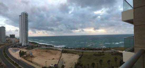 Ramada Netanya: View from the room