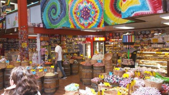 Old Sacramento Candy Store