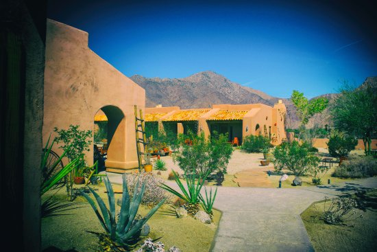 Borrego Valley Inn: Quad