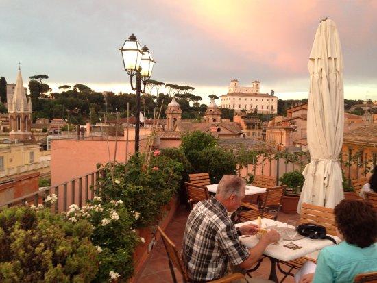 Hotel Mozart Rome Reviews