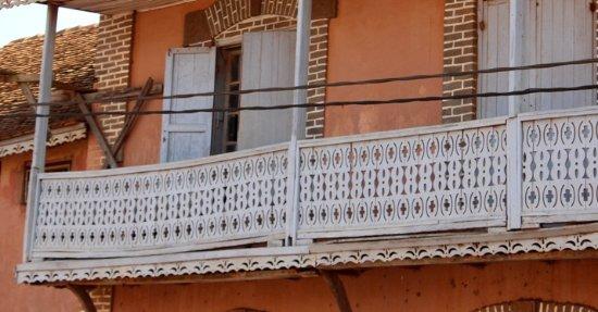 Ambositra, Madagascar: Particolare