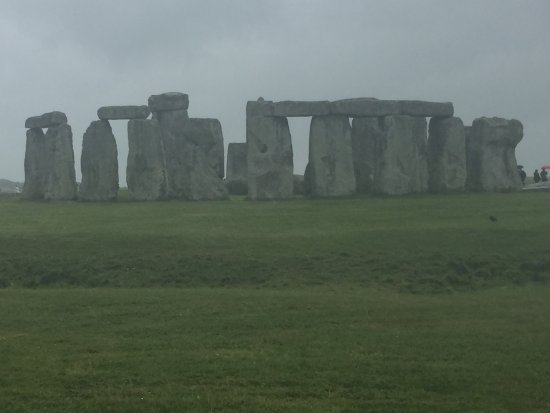 The Stonehenge Tour: Overcast conditions added to the mystical feel