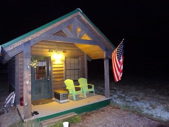Picture Of Cabins At Steamboat Lake Marina