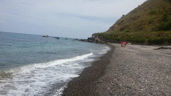 A Casa Mia: Spiaggia vicino Cefalù