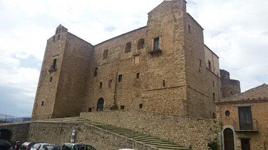A Casa Mia: Castelbuono - il Castello